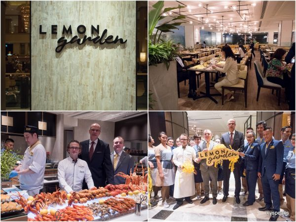 Shangri-La KL Lemon Garden re-opening