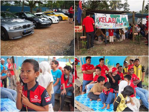 at Kelab Alami at Tanjung Kupang, South Johor