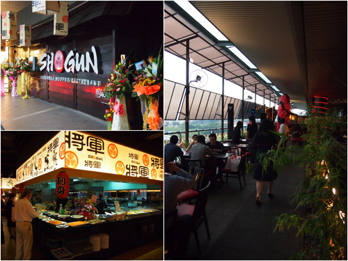 Shogun Japanese Buffet at Solaris Mont Kiara