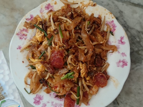 glorious char kuih teow that packs a punch