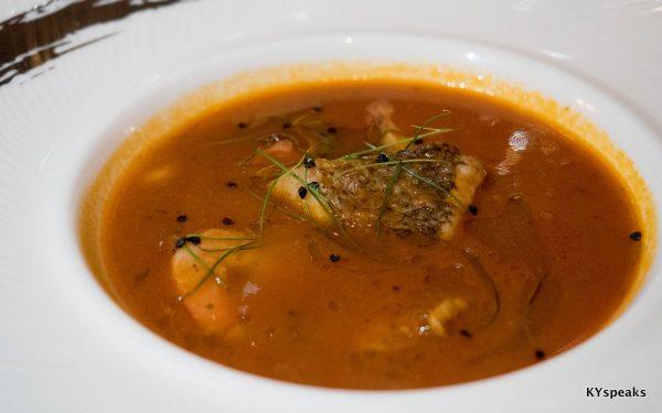 main course 2 - Zuppa di Pesce Gattopardo
