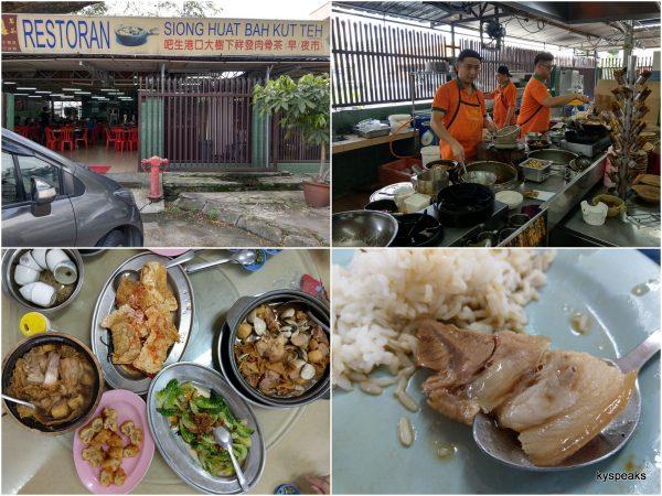 Siong Huat Bak Kut Teh, Port Klang