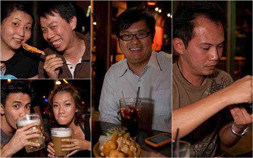 Suanie, KY, Michael, Haze, Ken, Horng