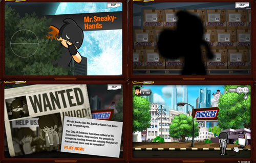 Hunger Buster Challenge online game