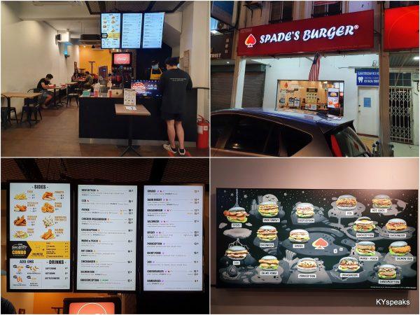 Spade's Burger, Subang Jaya SS15