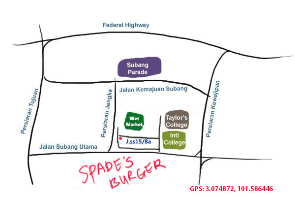 map to spades burger ss15