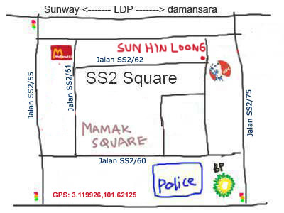 SS2 Sun Hin Loong map