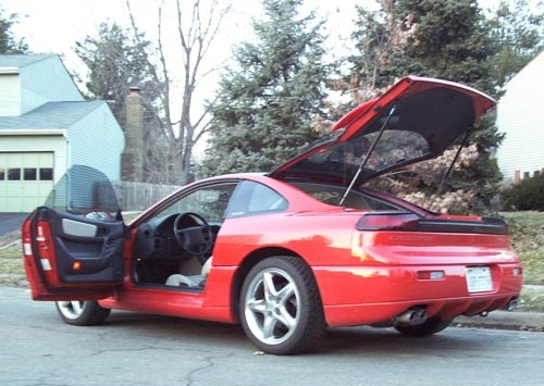 1996 Dodge Stealth RT/TT