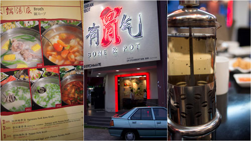 Bone and Pot at Kelana Jaya
