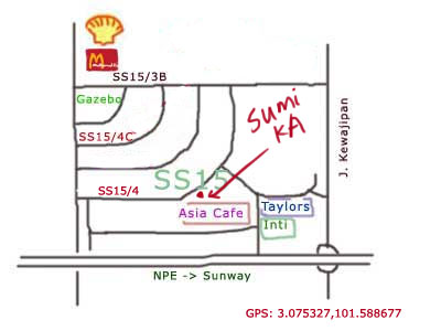 sumi ka yakitori map
