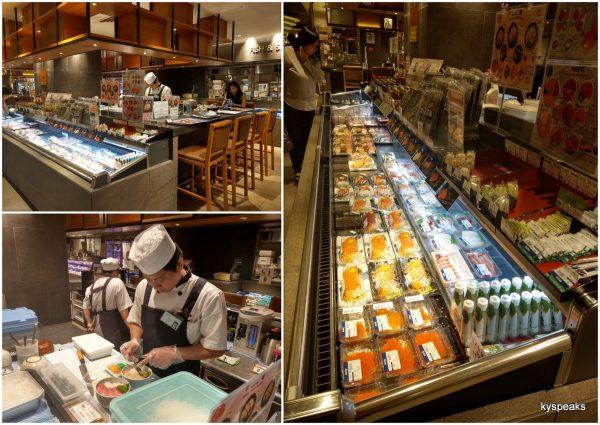 Hirashima Sushi, Isetan KL, Lot 10