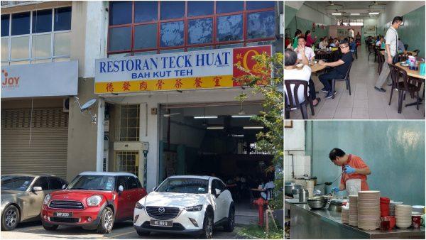 Teck Huat Bak Kut Teh, Bandar Baru Klang