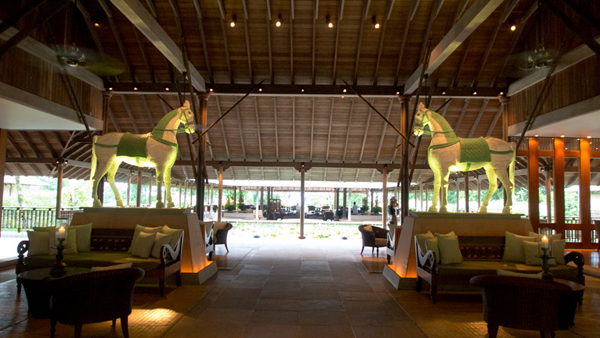 main entrance, The Datai Langkawi