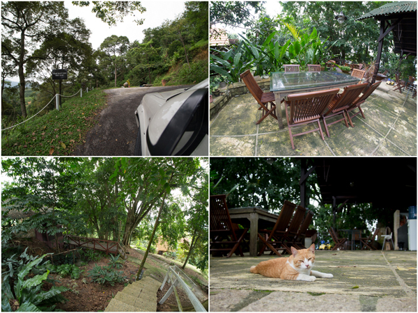vacation in the rainforest, The Dusun
