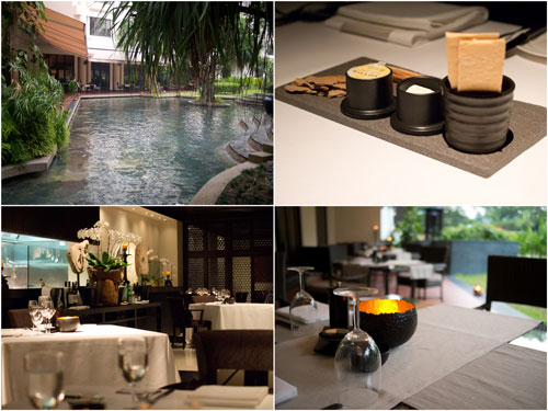 The Restaurant at The Club, Saujana Resort