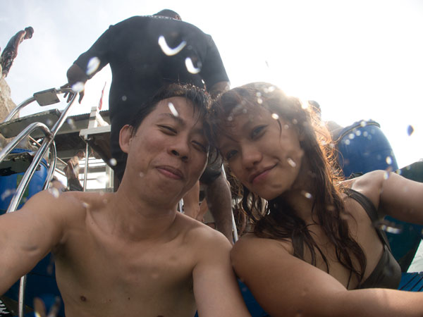 we had a great time at tioman, I'm sure we'll revisit sometimes