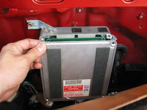 Toyota MR2 ECU