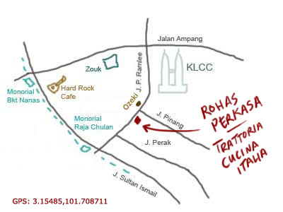 map of Rohas Perkasa