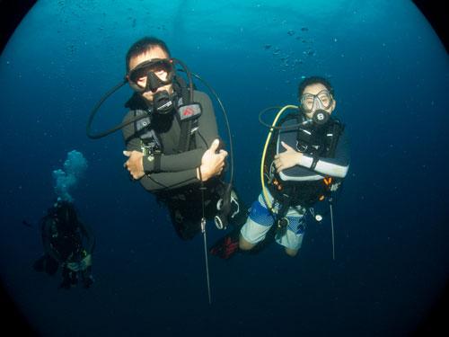 underwater thugs wannabe