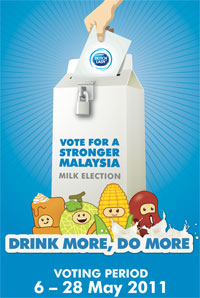 world milk day voting