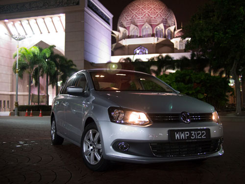 Volkswagen Polo Sedan by Putra Mosque