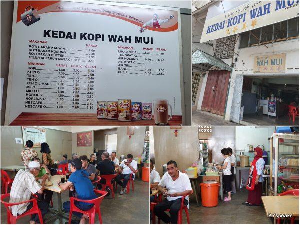 Kedai Kopi Wah Mui, Kota Bahru