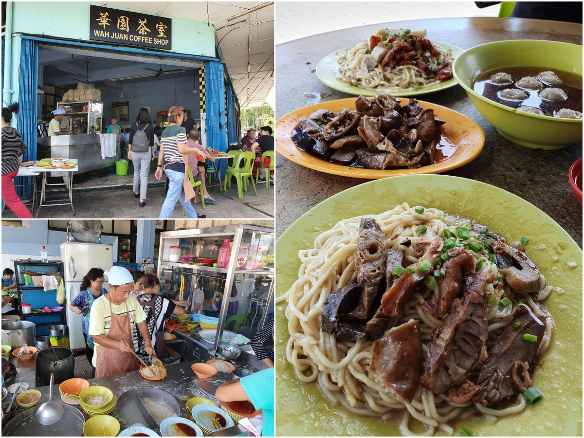Kedai Kopi Wan Juan, Kota Kinabalu
