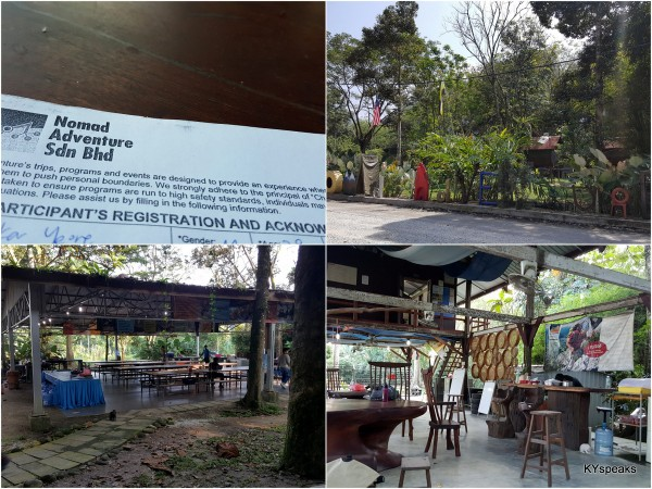 Nomad Adventure Earth Camp at Gopeng, Perak