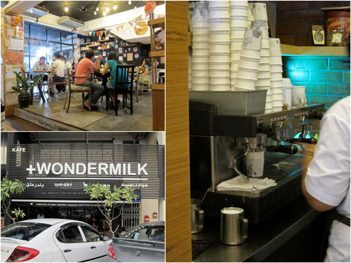Wondermilk at PJ Uptown