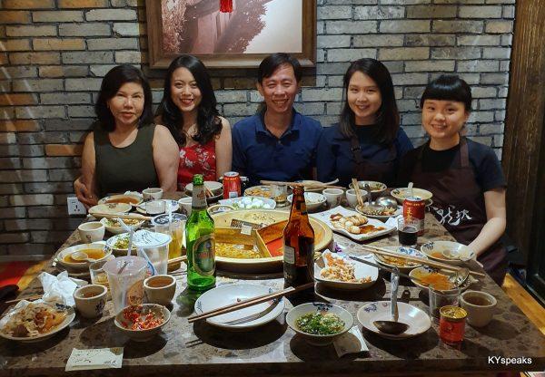 Jess, Mei Mei, KY, Eunice, Mag