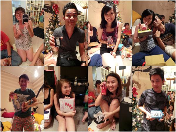 Fresh, Huss, Janine, Winnie & Terence, KY, Erin, Yuki, Martin