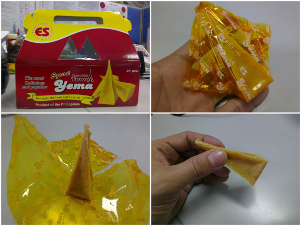 Yema Tower from Philippines