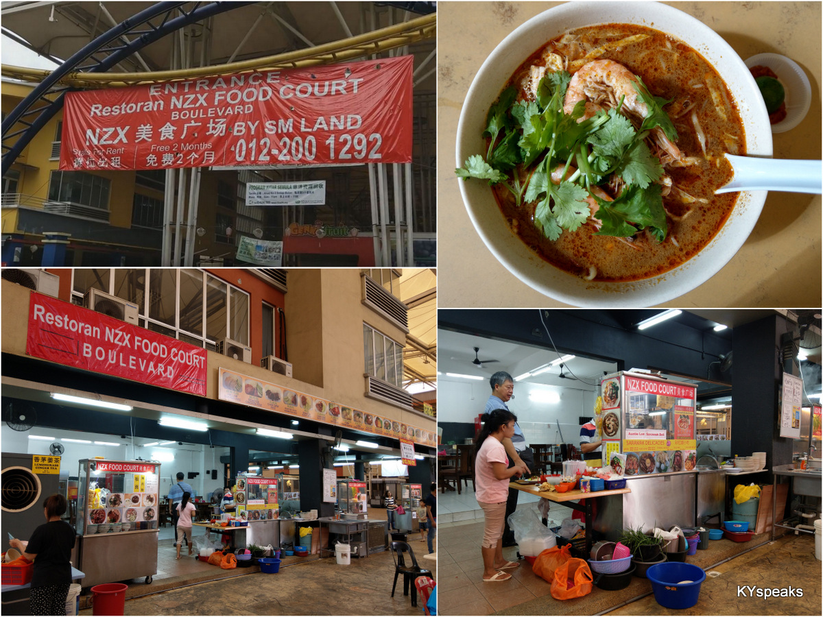 Restaurant Nzx Food Court At Ara Damansara