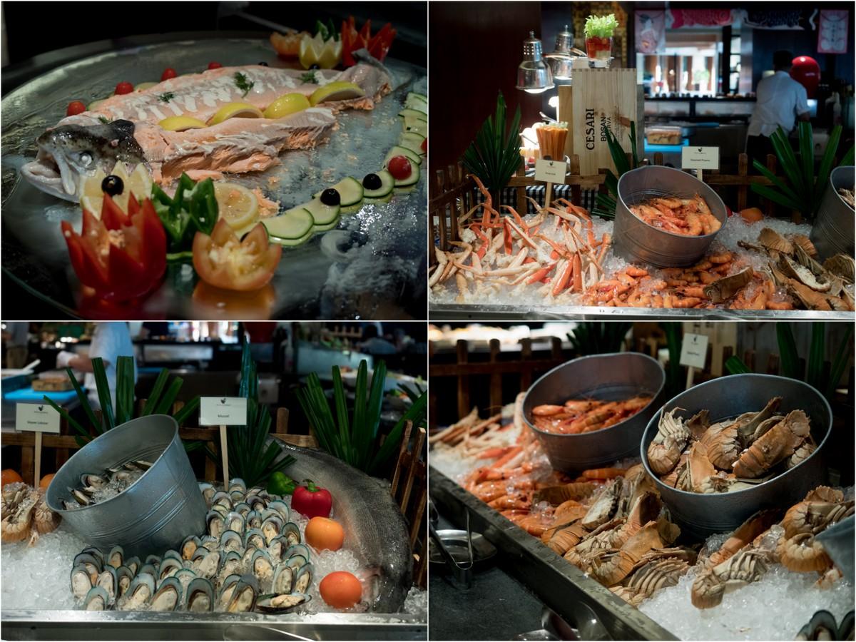 KYspeaks   KY eats – Buffet at Spice Market Cafe, Rasa
