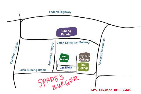 map to spades burger ss15